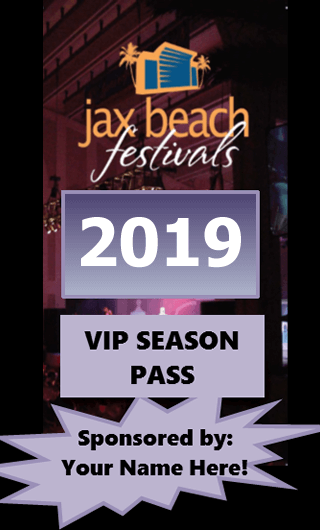 Buy your Music Festival Season VIP Pass Now!